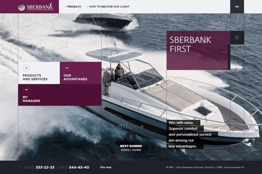 Sberbank First
