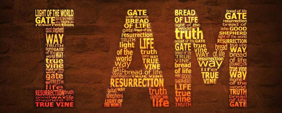 Lesson Audio – Mark Day – The 'I Am' Statements of Jesus