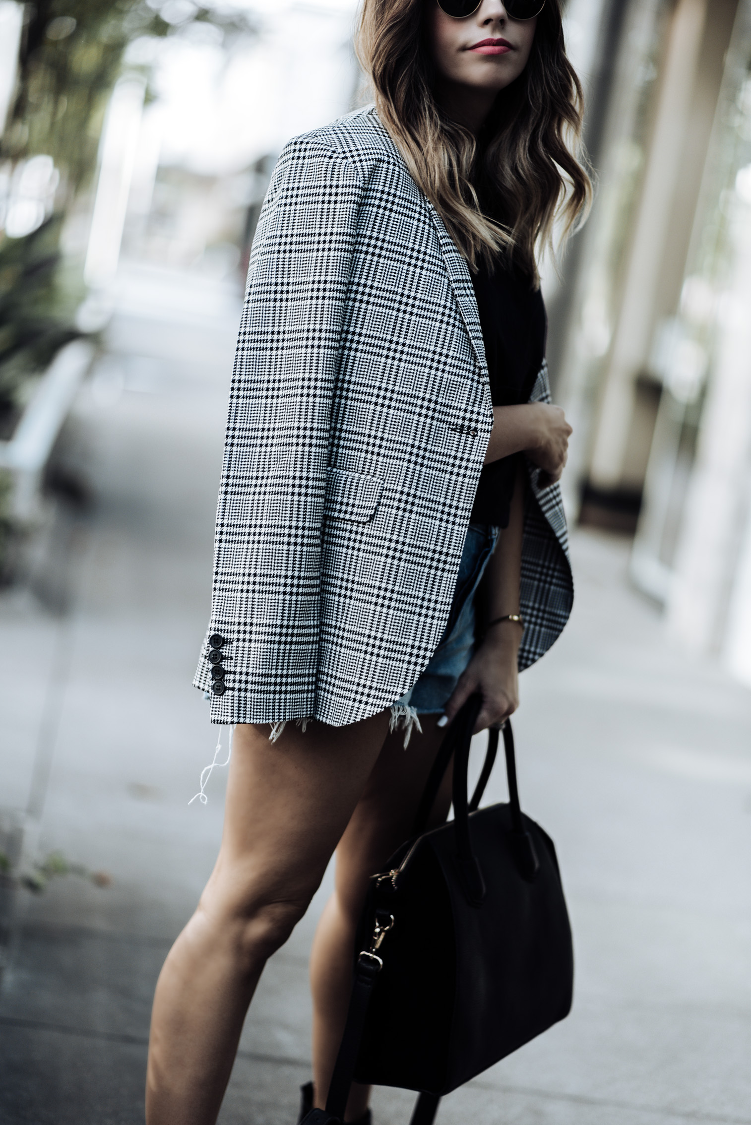 3 check print pieces for under $100 |Tiffany Jais fashion and lifestyle blogger of Flaunt and Center | Houston fashion blogger | Streetstyle blog | Personal style online #streetstyle #ginghamoutfits #checkprint #blazeroutfits
