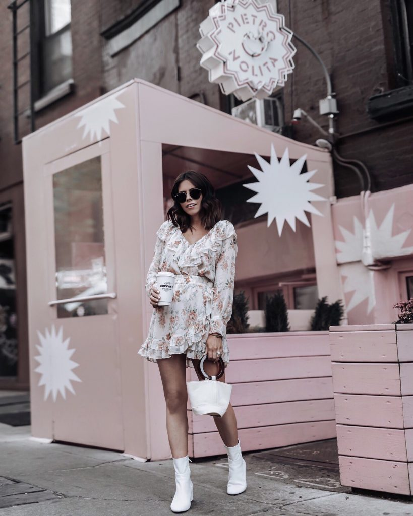 Pietro Nolita in Soho NYC |Walking through Soho and found this cute little gem! We were on our way to brunch at a different spot but I can't wait to try this place out! I hear they have some really yummy Italian food, and the decor is obviously super cute! #liketkit