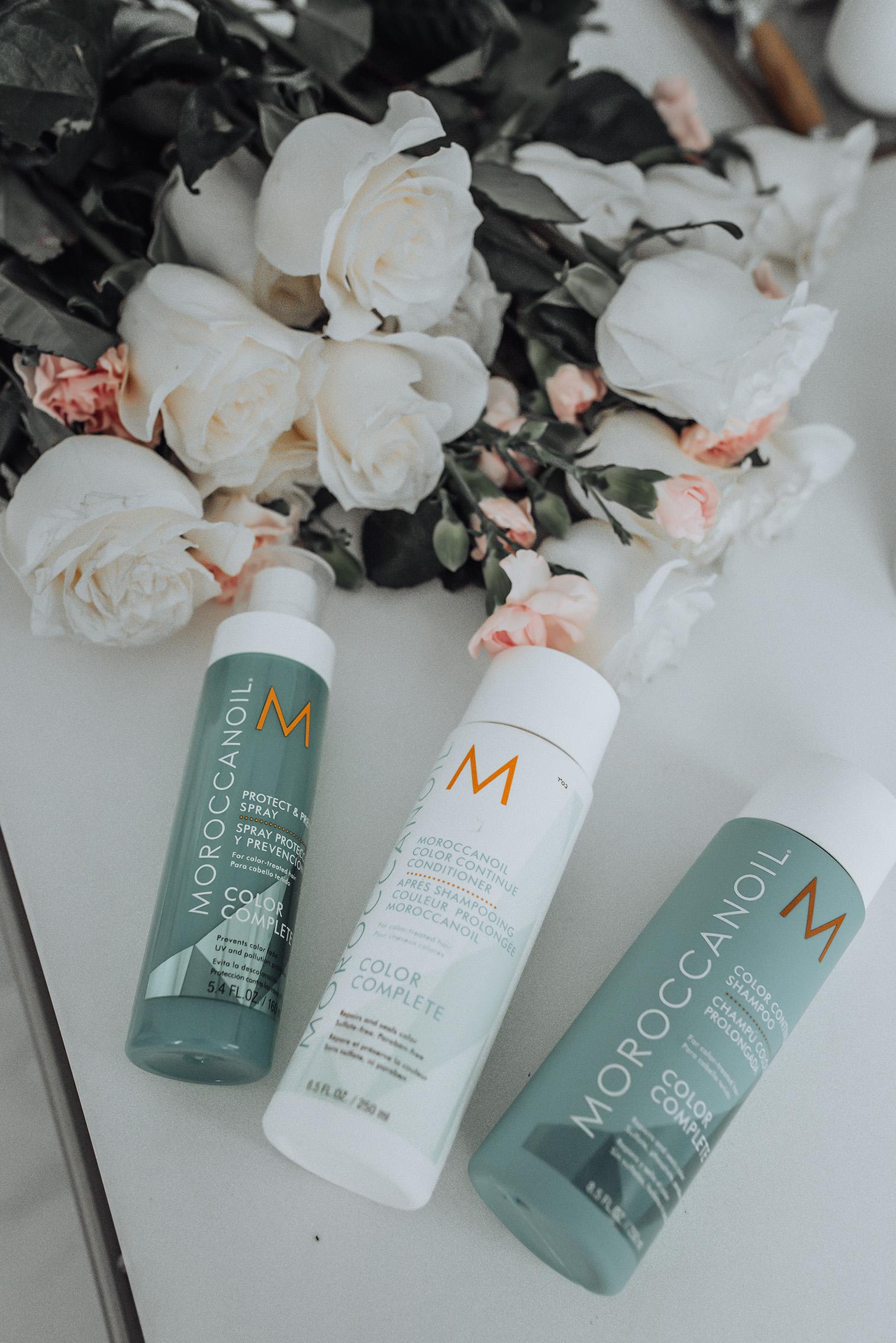 long lasting hair color | Color Continue Shampoo | Color Continue Conditioner | Protect & Prevent Spray
