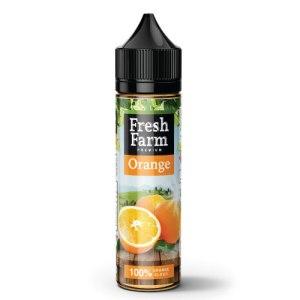 fresh farm orange