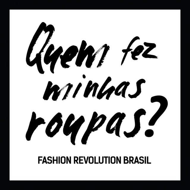 Resultado de imagem para fashion revolution brasil