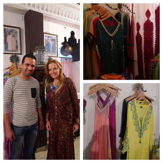 Maison du Caftan - Compras em Marrakesh