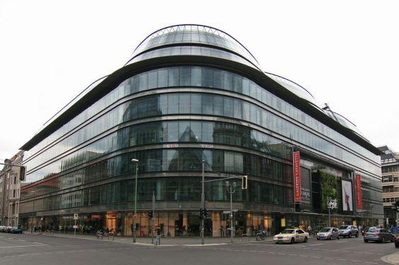 Galeries Lafayette Berlin - Compras em Berlim