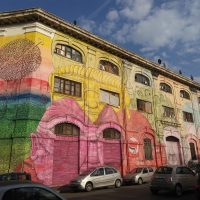 Rome - Street Art in Ostiense district