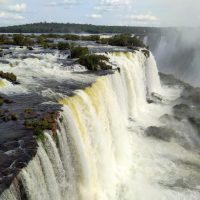Iguazú Falls - Devil's Throat