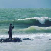 Ostia Lido - Neptune Statue