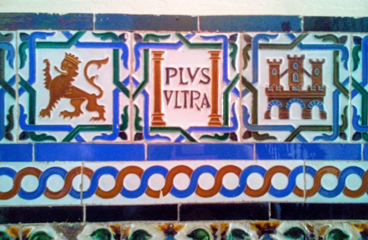 Sevilla - Real Alcázar. Tiles