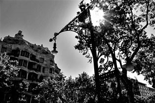 Casa Milà (La Pedrera) by Antonì Gaudì
