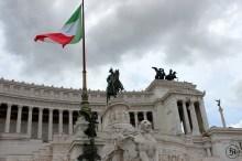 Monumento Vittoriano, Rome, Italy