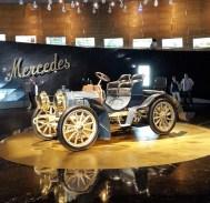 Mercedes Museum, Stuttgart, Germany