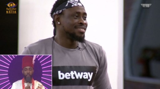 BBNaija Trikytee nominated for the third time for eviction