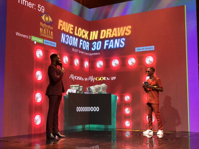 30 fans of Laycon also won N1 million each via a draw laycon How Laycon Made 30 Fans 1Million Naira Richer Each bbnaija 2020 n1 million 30 fans laycon How Laycon Made 30 Fans 1Million Naira Richer Each bbnaija 2020 n1 million 30 fans