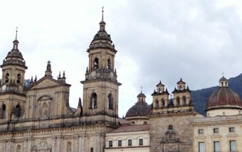 Plaza de Bolivar Bogota