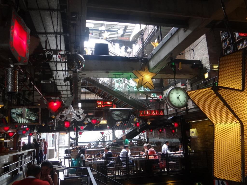 Restaurants in Colombia: Andres Carne de Res