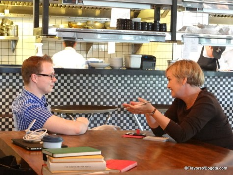 Interview with Robb Finn from Cacio y Pepe