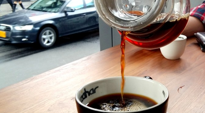 Searching for the Perfect Cup of Coffee: Azahar Cafe
