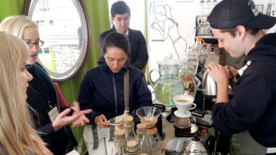 Flavors of Bogota coffee shop tour groups