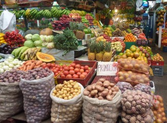 Flavors of Bogota Paloquemao Market, Bogota