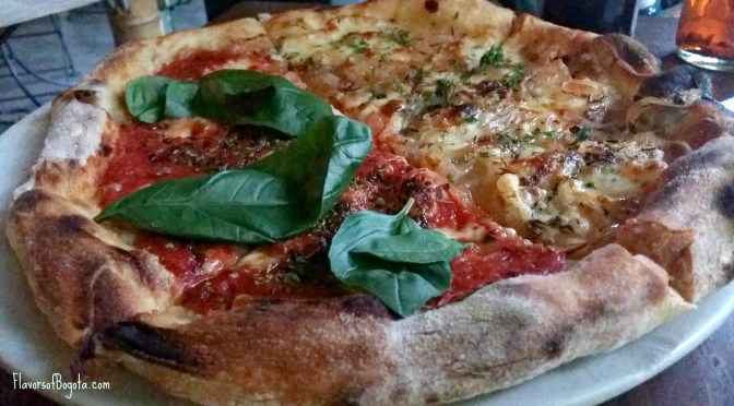 Vegetarian Pizzeria in Medellin: Zorba Cafe