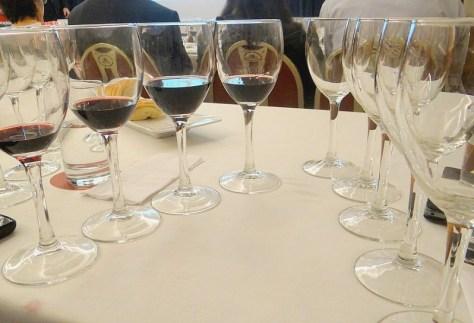 Wine tasting in Bogota