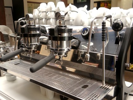 Espresso machine Bogota