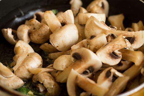 Mushroom Stir Fry Recipe