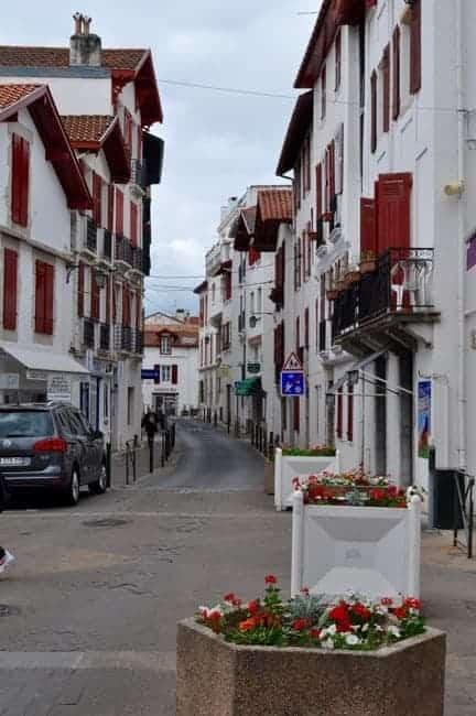Gateaux Basque In St. Jean De Luz