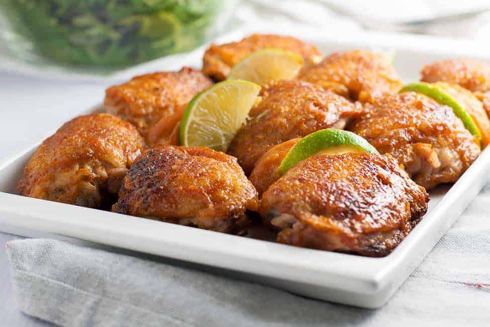 recipe: easy peach chicken recipe [36]