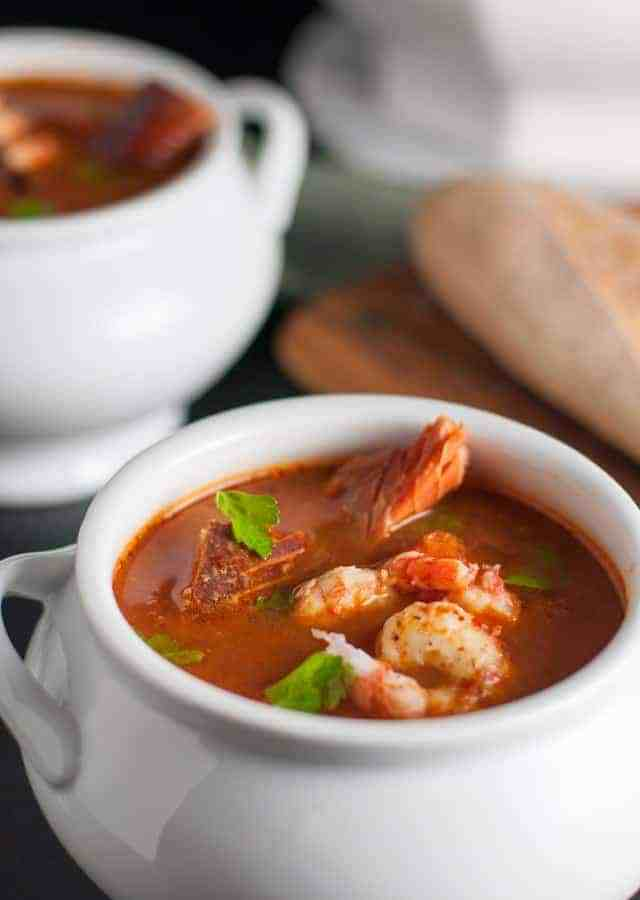 Simple Cioppino that Anyone Can Make
