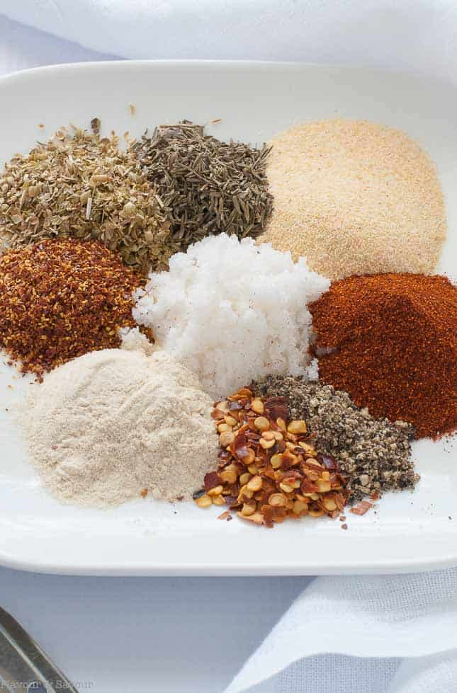 Here are simple instructions for how to make Cajun Seasoning Mix. If you love dishes like Jambalaya, Gumbo, Po'Boy sandwiches or Cajun Shrimp Fried Rice, mix up a batch of this spice mix to have on hand.
