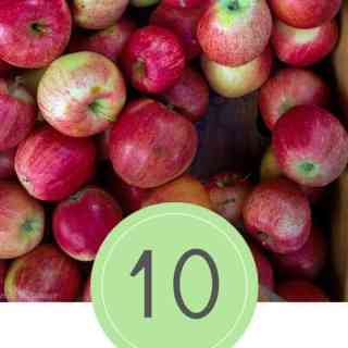 10 Gluten free apple recipes that aren't pie!