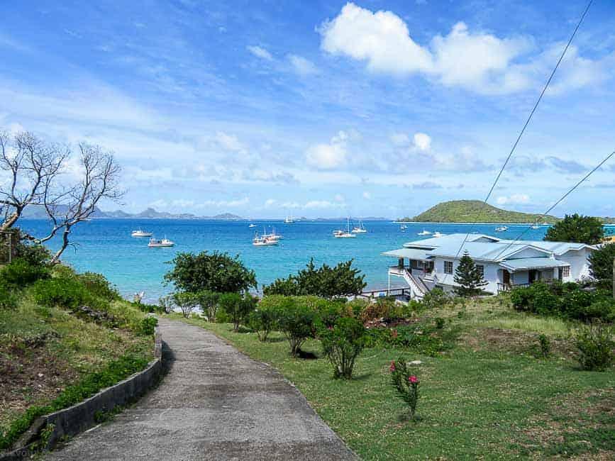 Petite Martinique Main Street