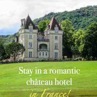 Title for Stay in a Romantic Chateau Hotel in France