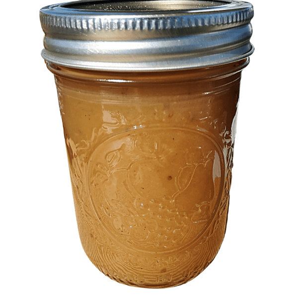 Roasted garlic butter handcrafted preserves by Flavour in a Jar.