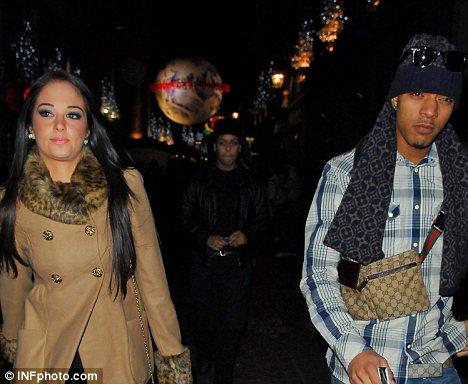 Tulisa and fazer dating divas