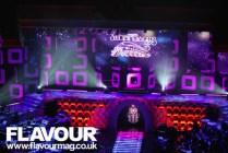 Soul Train Awards stage (Cobb Energy Centre)