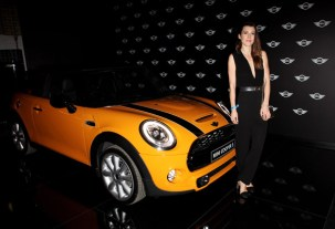 The World Premiere Of The New MINI