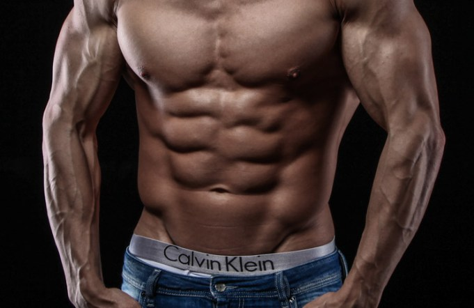 how to get s six pack