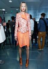 Antonio Berardi SS15, backstage (Sam Wilson, British Fashion Council) 1