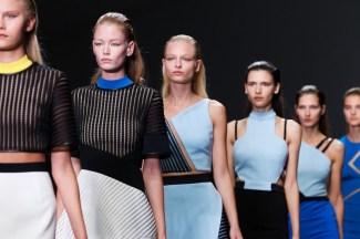 David Koma SS15 (Christopher James, British Fashion Council) 67