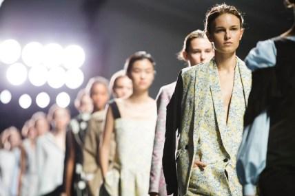Eudon Choi SS15 (Daniel Sims, British Fashion Council) 7