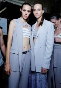 Richard Nicoll SS15, backstage (Sam Wilson, British Fashion Council) 4