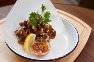 Chilli Fried Squid