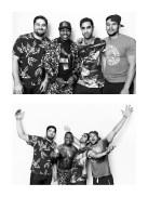 Rudimental at iTunes, London 2014