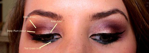 autumn eyeshadow