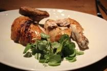 Half a Rôtisserie-roasted Free-range Chicken