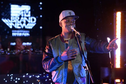 MTVBrandNew-GeorgeThePoet-performance