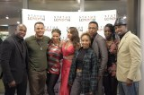 Status London Cast at exclusive screening